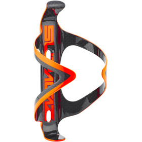 Supacaz Fly Cage Carbon Flaschenhalter neon orange